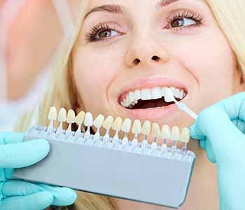 What is the process of obtaining a porcelain veneer - Porcelain Dental Veneers Costa Mesa CA