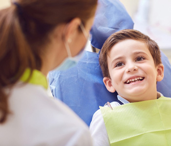 When should a child start seeing a dentist in Costa Mesa, CA  area