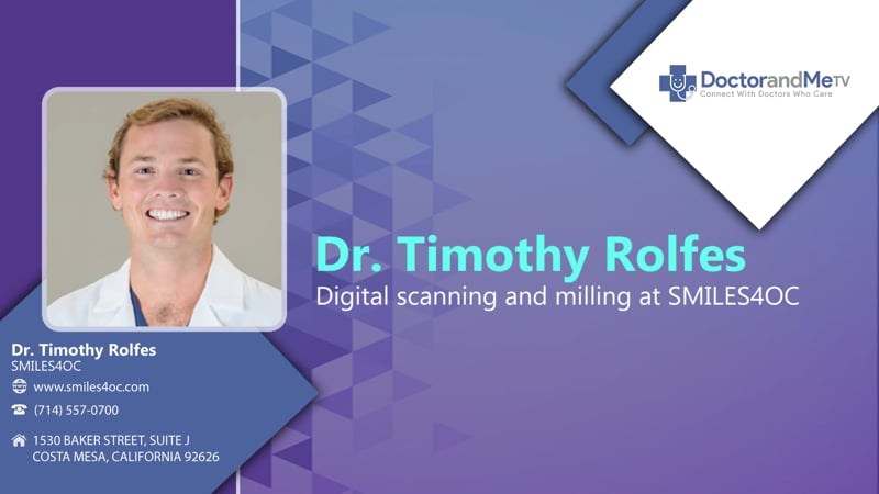Digital scanning and Milling at SMILES4OC