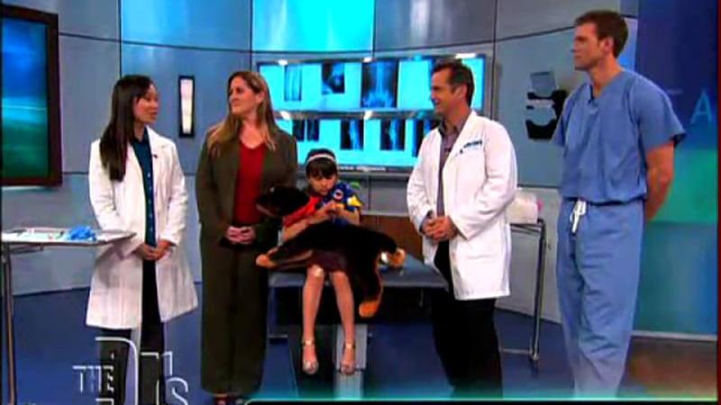 The Doctors Tv show Video 2