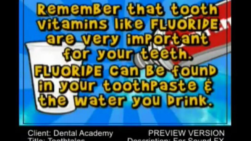 Toothtales episodes video 2