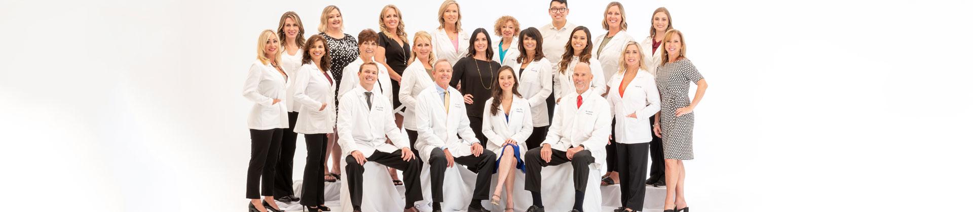 Dental team at Smiles4OC