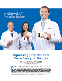 Impressing Even the Most Tech-Savvy of Doctors -An Interview with Thomas J. Rolfes, DDS