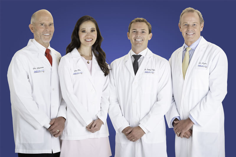 Doctors at Smiles4OC